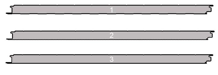 Perfil de Fijaciones Ocultas de Fachada ACH
