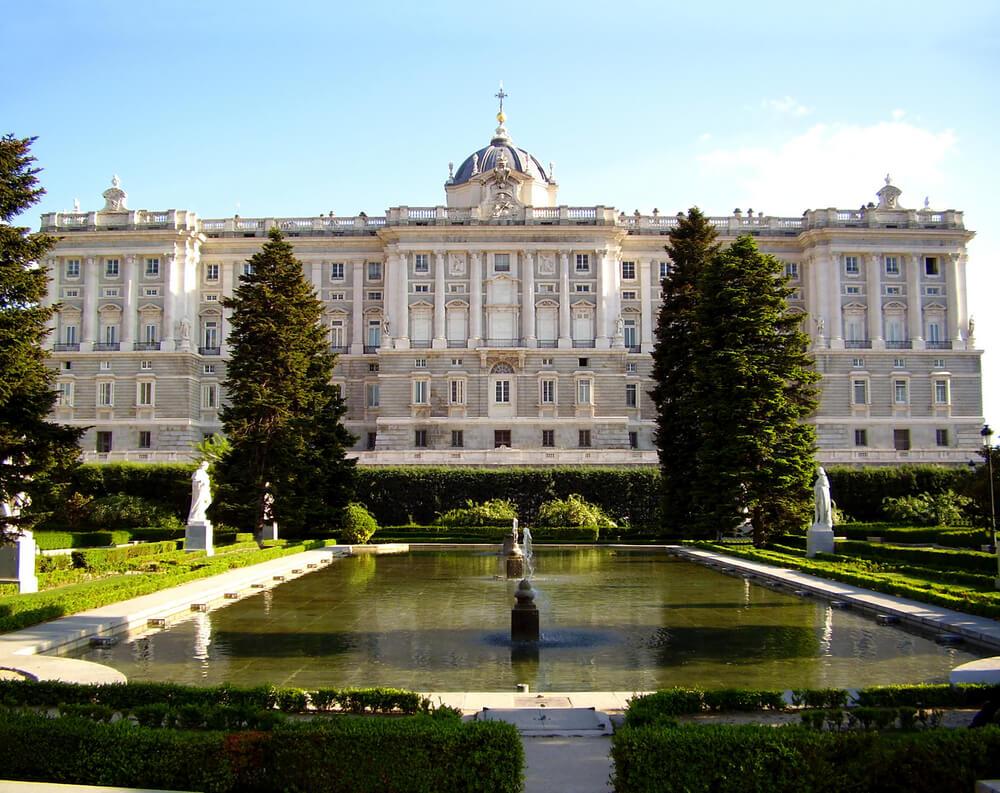 palacio real de madrid Los hitos históricos de la arquitectura en España