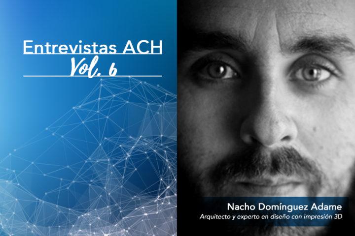 Entrevista a a Nacho Domínguez Adame