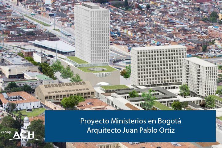 proyecto Ministerios en Colombia
