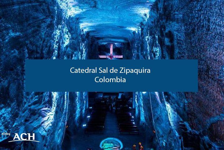 catedral sal de zipaquirá