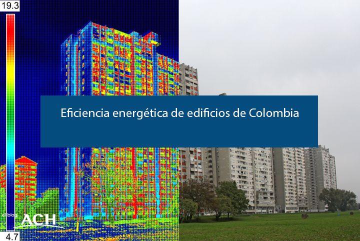 eficiencia energética edificios en Colombia