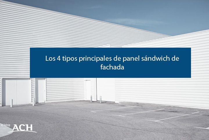 paneles sándwich de fachada